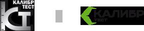 Логотип Калибр тест